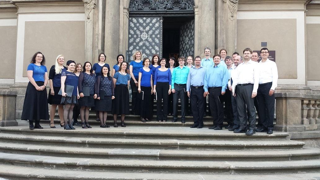 Koncert v kostele sv. Jana Nepomuckého 17.6.2014